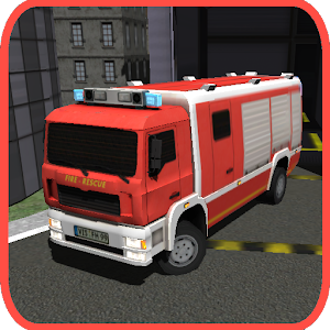 3D Firefighter Parking for PC and MAC
