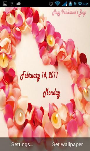 Valentine Day Live Wallpaper