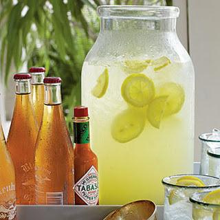 Cajun Lemonade.