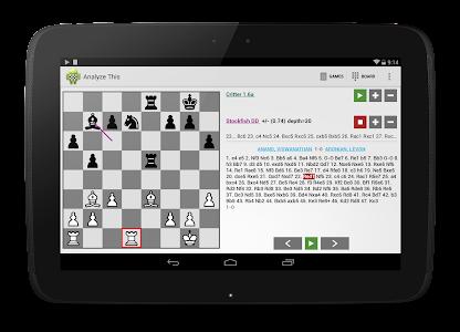 Chess - Analyze This (Pro) 5.1.2 (Paid)