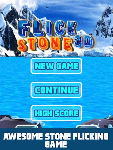 Flick Stone 3D