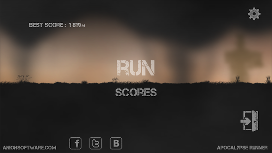 Apocalypse Runner- screenshot thumbnail