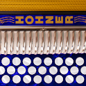 Hohner-FBbEb Button Accordion
