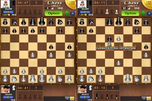 Screenshot of Mango Chess
