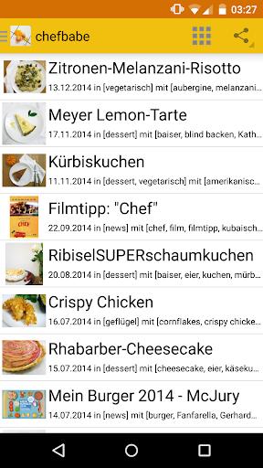 chefbabe.at Foodblog