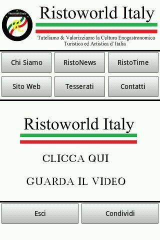 免費生活App|Ristoworld|阿達玩APP