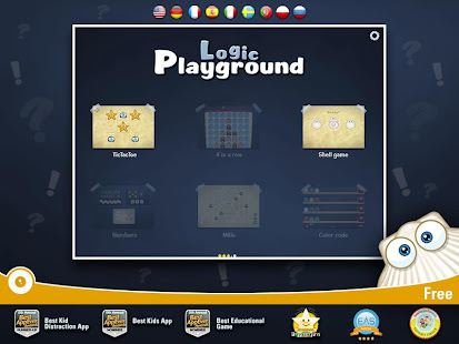 logic playground games free apps on google play. Black Bedroom Furniture Sets. Home Design Ideas