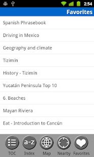 Cancun & Yucatan- Travel Guide- screenshot thumbnail