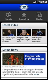 FOX SPORTS MOBILE - screenshot thumbnail