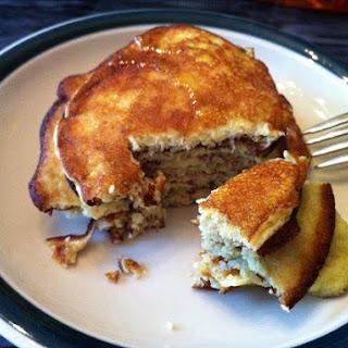 2-Ingredient Paleo Pancakes