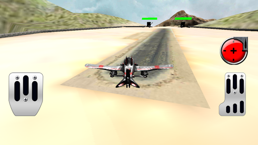 Airplane Strike 3D