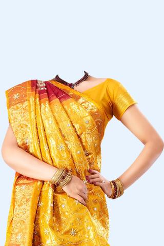Indian Saree Photo New