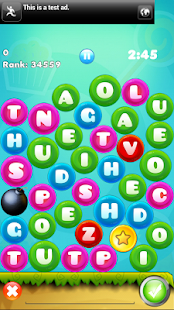 WordDrop: Wonderful words game - screenshot thumbnail