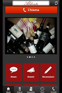 Aldente App- screenshot thumbnail
