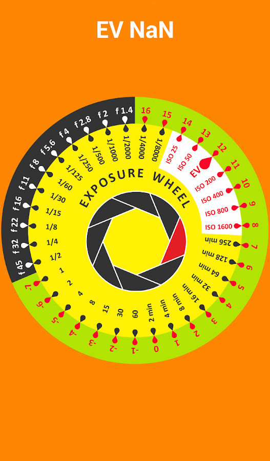 Exposure Wheel Android Apps On Google Play