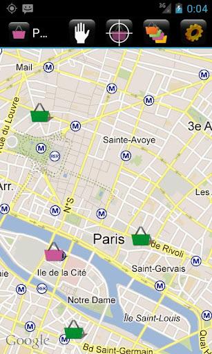 Paris Marchés De Quartier
