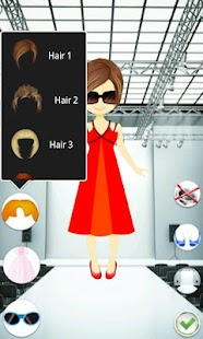 Dress Up Girl - screenshot thumbnail