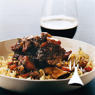 Stout-Braised Short Ribs Recipe