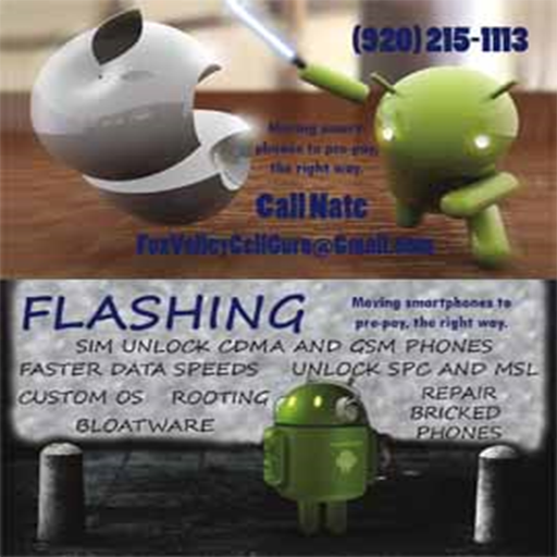 Flash Your Phone
