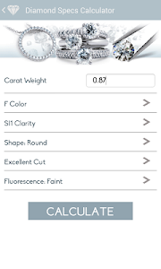 Diamond Calculator PRO screenshot 3