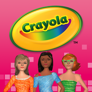 Crayola Fashion Show App Crayola Virtual Fashion Show