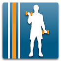 Virtual Trainer Dumbbell icon