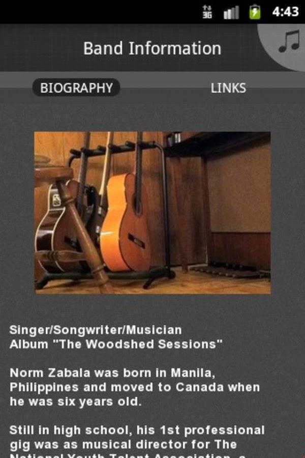 Norm Zabala - screenshot