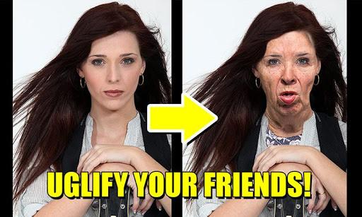 無料娱乐Appの醜い顔ブース:面白い効果|記事Game
