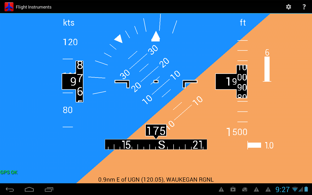 Flight Instruments- screenshot