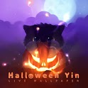 Halloween Cat Yin Lite icon