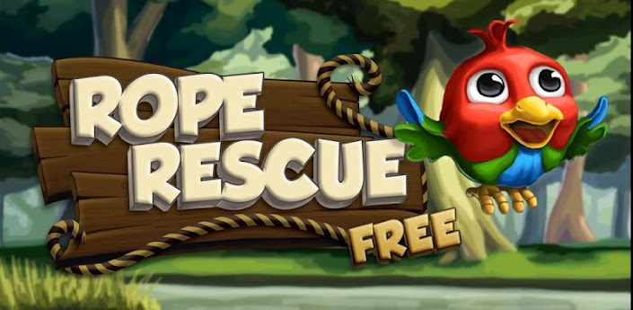 Rope Rescue Free