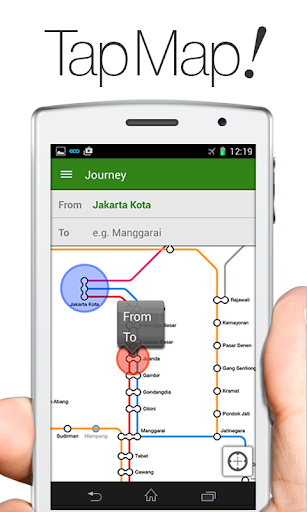NAVITIME Transit - 印尼雅加達 Pro