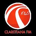 Radio Claretiana FM/Rio Claro logo