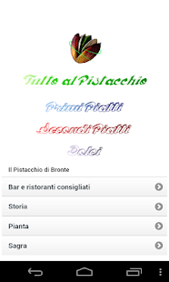 Tutto al Pistacchio - screenshot thumbnail