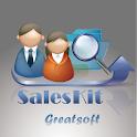 GS客戶管理系統 logo