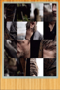 Charlie Hunnam Puzzle Games - screenshot thumbnail