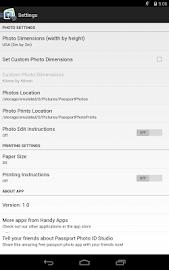 Passport Photo ID Studio Screenshot 13