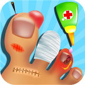 Nail Doctor - Kids Games