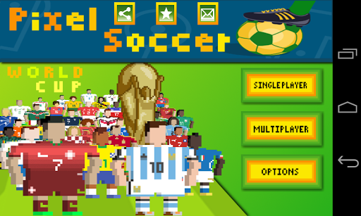 Pixel Soccer World Cup