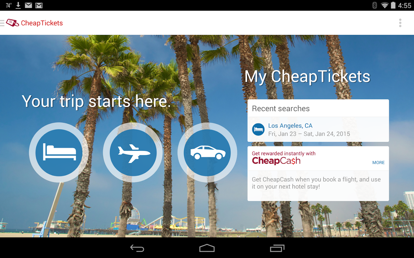 CheapTickets - Cheap is good. - Android Apps on Google Play
