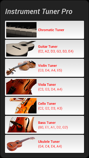 Violin tuning notes - YouTube