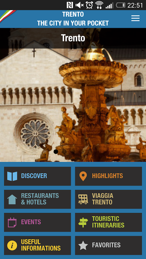 Trento - City in Your Pocket- screenshot
