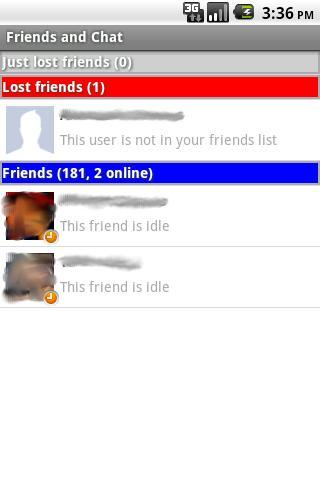 MB Notifications for Facebook- screenshot