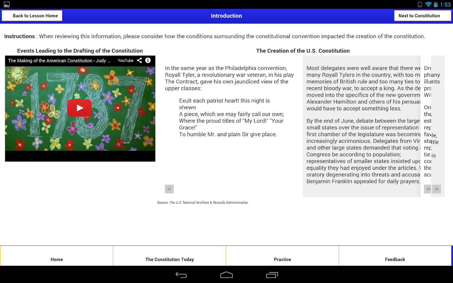 Decode Constitution Android Apps On Google Play
