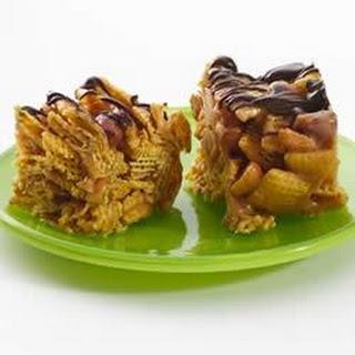 Gluten Free Honey-Peanut Butter Bars