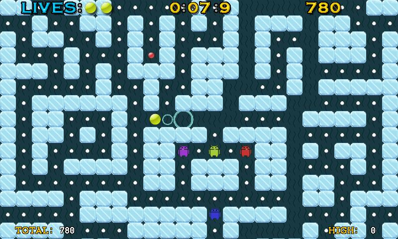 Pac-Ball Full - screenshot