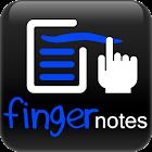 Finger Notes (Lite) icon