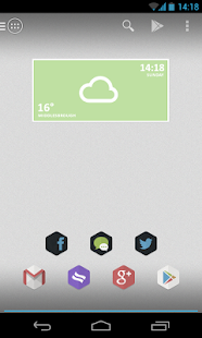 Hexacon - Icon Pack - screenshot thumbnail