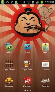 CigarDojo the social cigar app - screenshot thumbnail