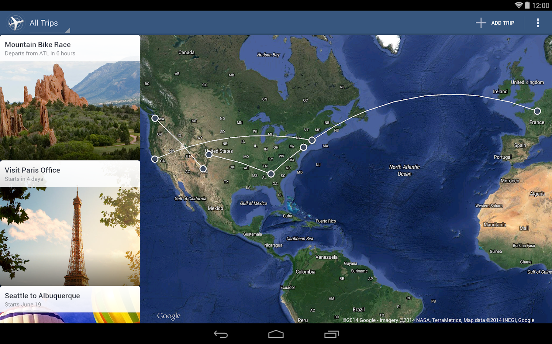 FlightTrack 5 - screenshot
